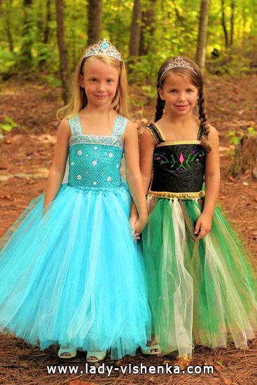 6. Halloween Kostymer for jenter for 6-8 år