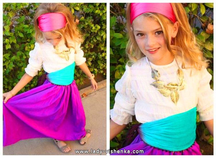 9. Halloween Kostymer for jenter for 6-8 år