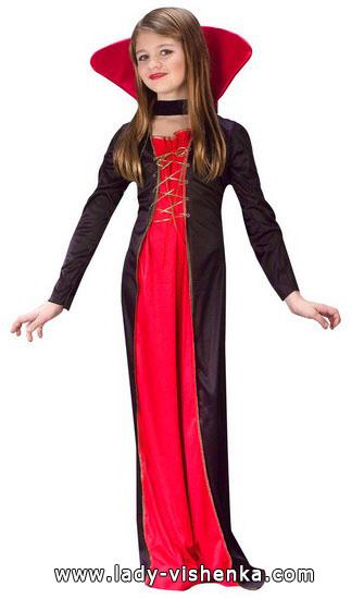 10. Halloween Kostymer for jenter for 6-8 år