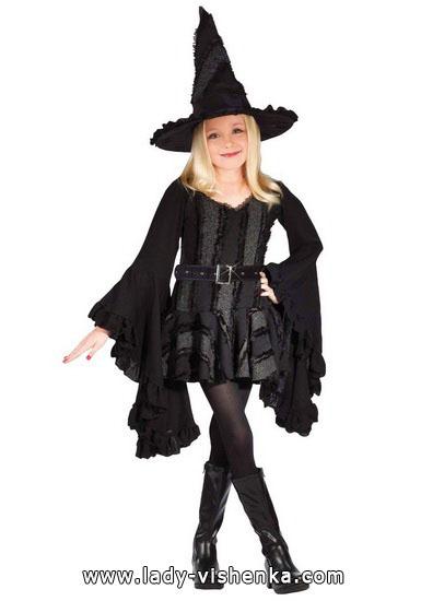14. Halloween Kostymer for jenter for 6-8 år