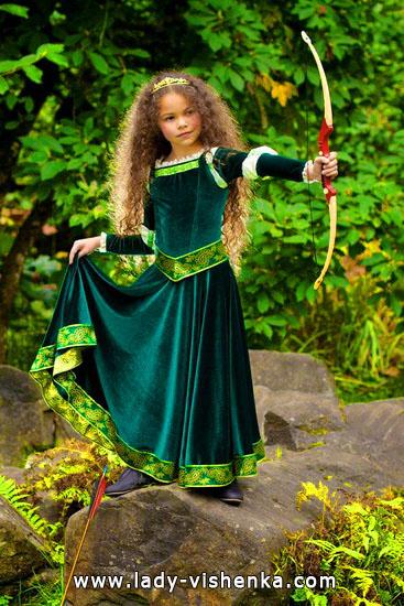 15. Halloween Kostymer for jenter for 6-8 år