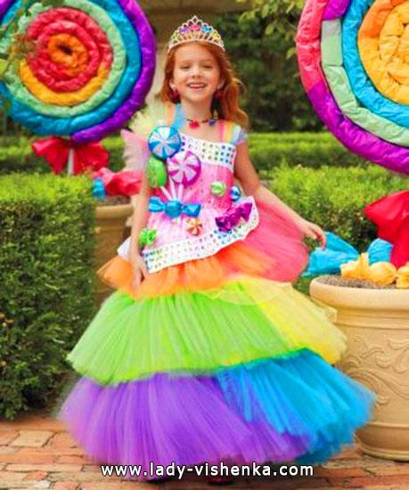 17. Halloween Kostymer for jenter for 6-8 år