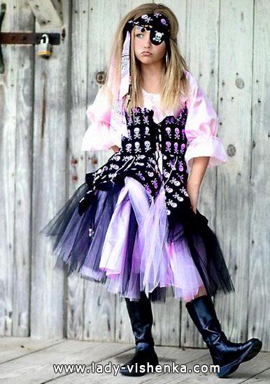 18. Halloween Kostymer for jenter for 6-8 år