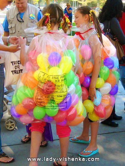 19. Halloween Kostymer for jenter for 6-8 år