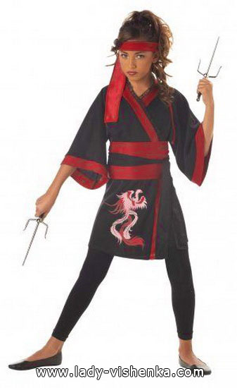 22. Halloween Kostymer for jenter for 6-8 år