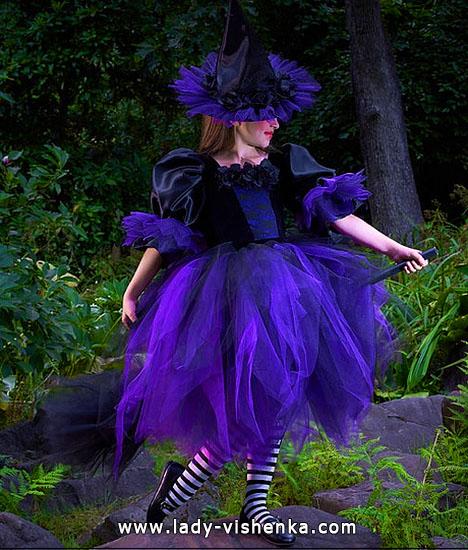 24. Halloween Kostymer for jenter for 6-8 år
