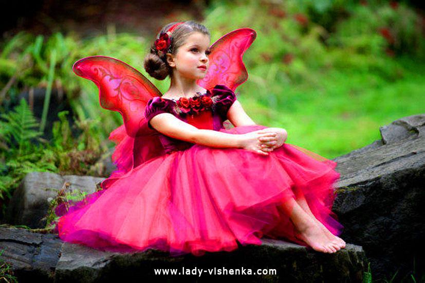 26. Halloween Kostymer for jenter for 6-8 år