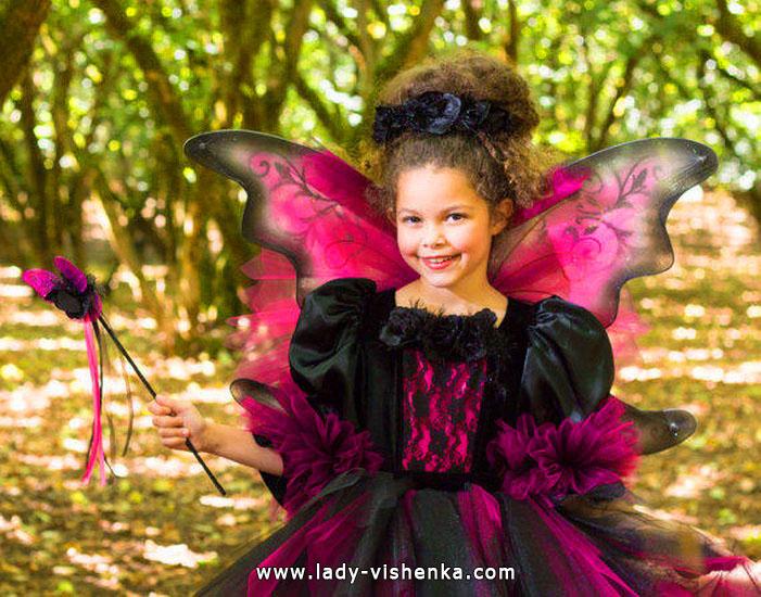 30. Halloween Kostymer for jenter for 6-8 år