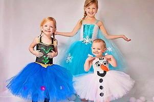 Halloween Kostymer til jenter