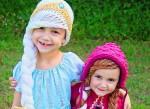 Halloween-kostyme til en liten jente (4-6 år)