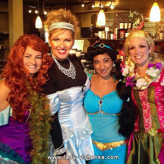 Antrekk på Halloween - Disney Prinsesse