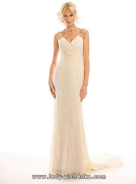 Wedding dress med rosa Eugenia Couture