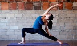 Yoga - Crescent