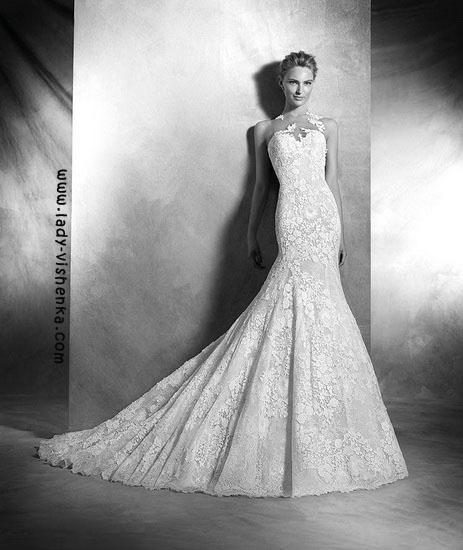 Stilig bryllup kjoler Pronovias 2016