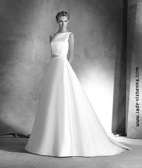 Moderne bryllup kjoler Pronovias 2016