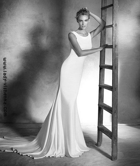 Stilig bryllup kjoler Pronovias