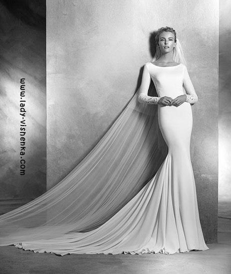 Beskjeden brudekjole Pronovias