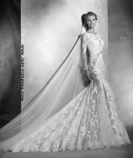 Transparent Elie Saab brudekjoler