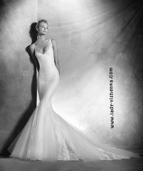 Wedding dress fisk Pronovias