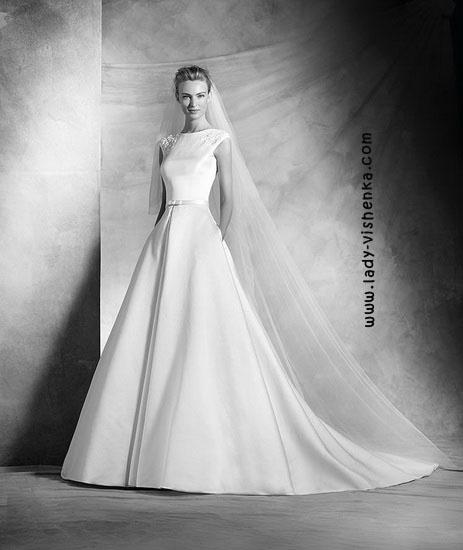 Designer bryllup kjoler Pronovias
