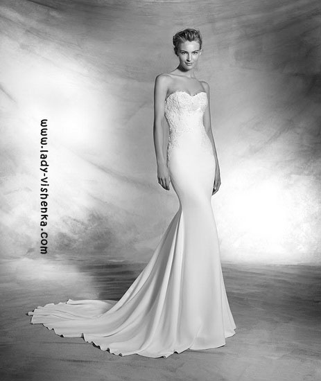 mote Bryllup kjoler Pronovias 2016