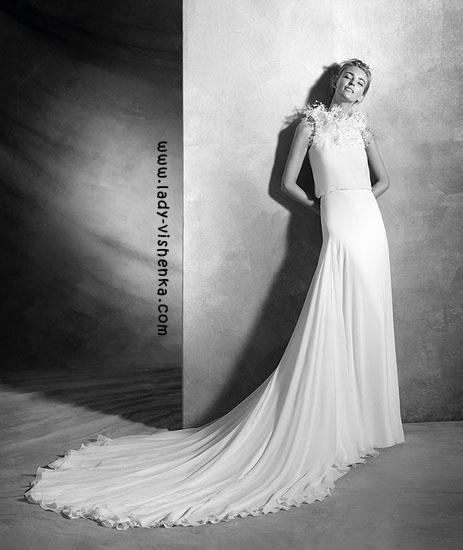 Moderne bryllup kjoler av Pronovias