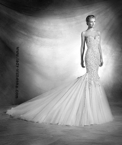 Wedding kjoler Pronovias mote