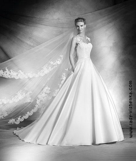 New wedding dress bilder Pronovias