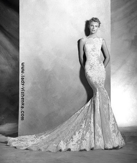 Wedding kjoler blonder Pronovias