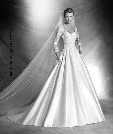 Wedding dress Pronovias år