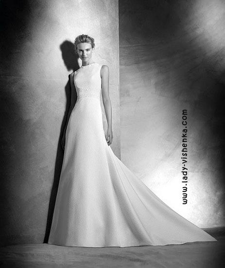 Enkel brudekjole Pronovias