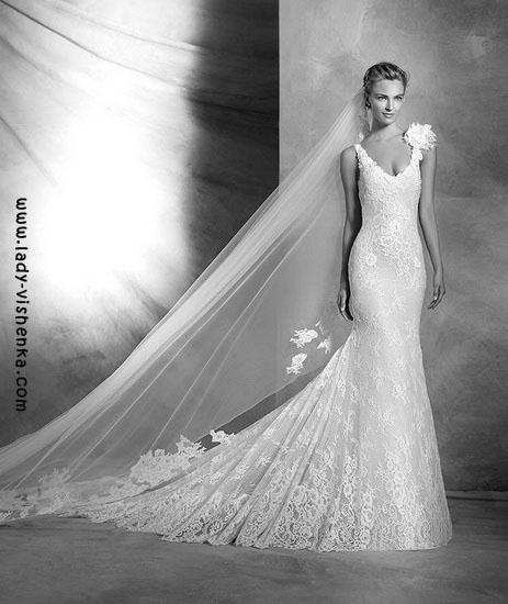 brudekjole Designere Pronovias