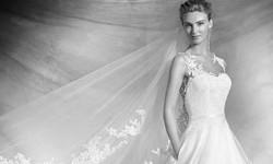 Top brudekjole Pronovias