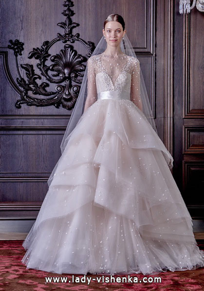 ball kjole brudekjoler 2016 - Monique Lhuillier