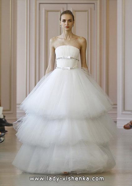 ball kjole brudekjoler 2016 - Oscar De La Renta
