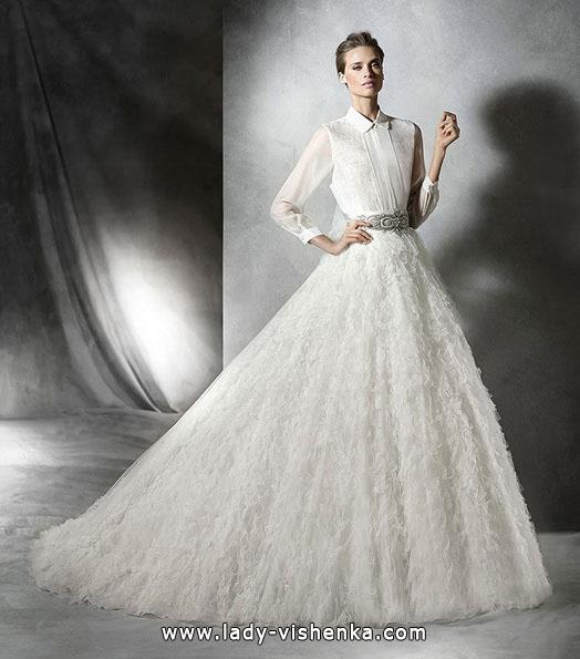 ball kjole brudekjoler bilder Pronovias
