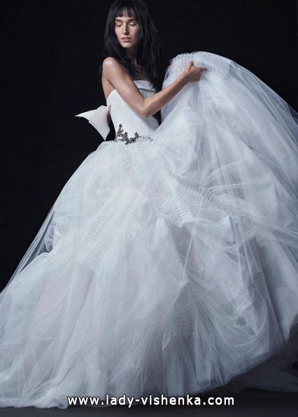 ball kjole brudekjoler 2016 - Vera Wang