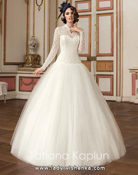 ball kjole brudekjoler 2016 - Tatiana Kaplun