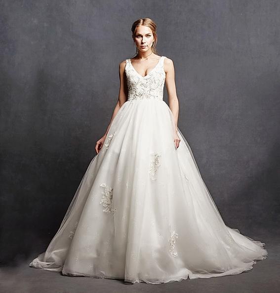 ball kjole brudekjoler 2016 - Isabelle Armstrong