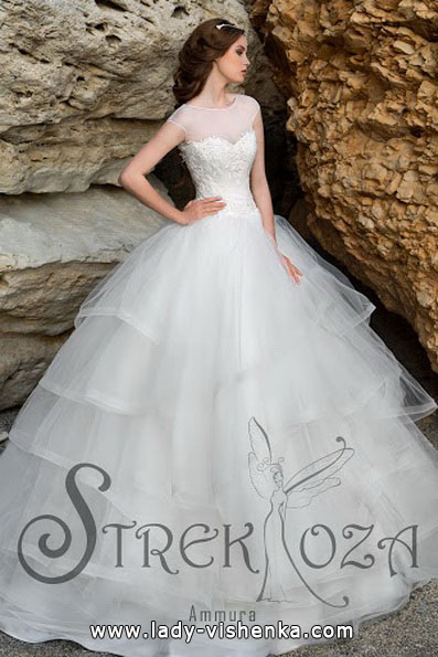 Brudekjoler 2016 frodige - Strekoza