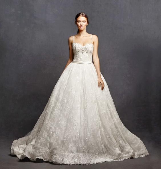 ball kjole brudekjoler bilder Isabelle Armstrong