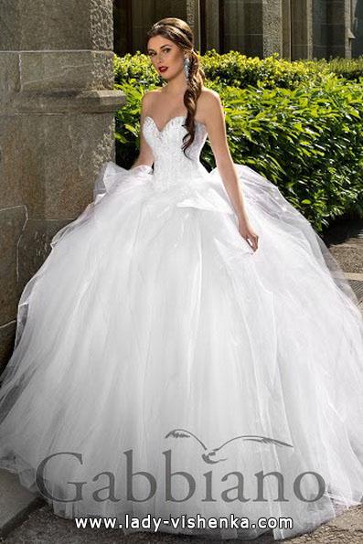 ball kjole brudekjoler bilder Gabbiano