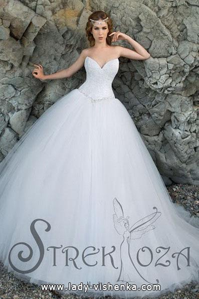 Nydelig ball kjole brudekjoler bilder - Strekoza