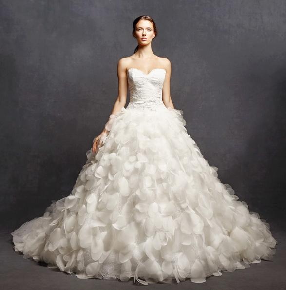 Nydelig ball kjole brudekjoler 2016 - Isabelle Armstrong
