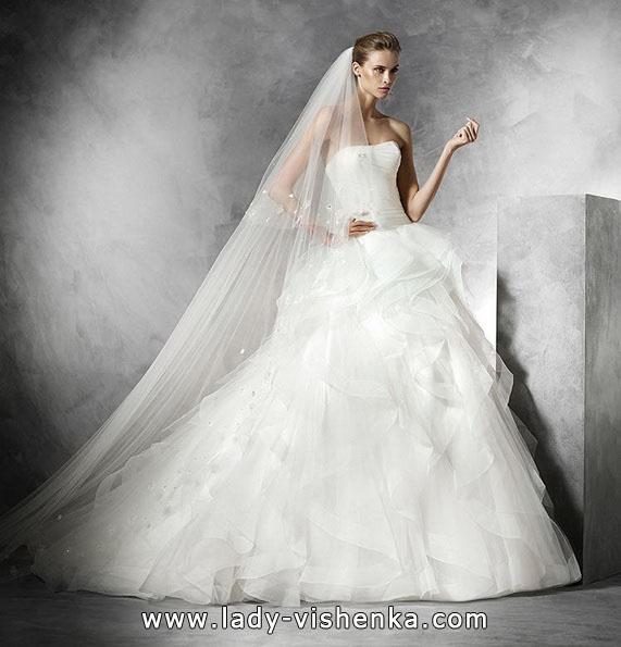 ball kjole brudekjoler 2016 - Pronovias