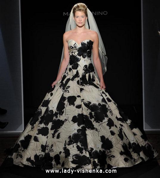 ball kjole brudekjoler 2016 - Mark Zunino