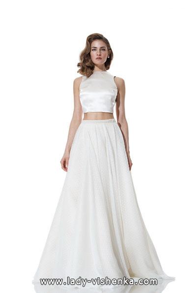 Sateng brudekjoler 2016 - Olia Zavozina