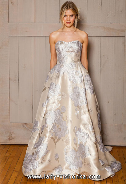 Sateng 2016 brudekjoler - David 's Bridal