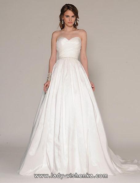 Sateng 2016 brudekjoler - Satin-brudekjoler 2016 - Eugenia Couture