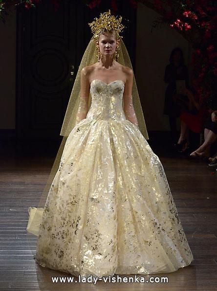 Sateng 2016 bryllup kjoler bilder - Naeem Khan